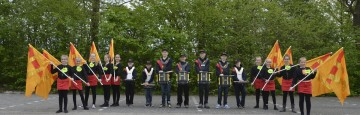 Showkorps DINDUA Oldekerk
